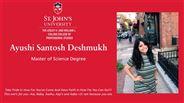 Ayushi Santosh Deshmukh