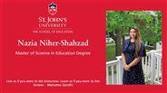 Nazia Niher-Shahzad