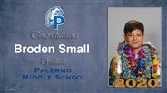 BRODEN SMALL - Broden Small
