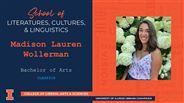 Madison Lauren Wollerman - BA - Classics