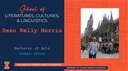 Sean Kelly Norris - BA - Germanic Studies