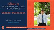 Chantz Wilkinson - BA - Germanic Studies