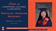 Patricia Jalanise Bejarano - BA - Linguistics