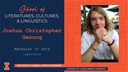 Joshua Christopher Genung - BA - Linguistics