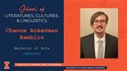 Chance Ackerman Hamblin - BA - Linguistics