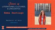 Emma Santiago - BA - Linguistics