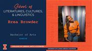 Brea Browder - BA - Spanish