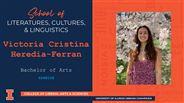 Victoria Cristina Heredia-Ferran - BA - Spanish