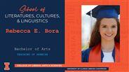 Rebecca E. Bora - BA - Teaching of Spanish