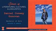 Daniel Conway Donovan - BA - Teaching of Spanish