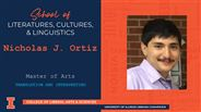 Nicholas J. Ortiz - MA - Translation and Interpreting
