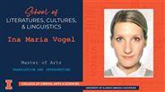 Ina Maria Vogel - MA - Translation and Interpreting