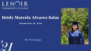 Heidy Alvarez-Salas - Marcela - Phi Theta Kappa