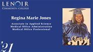 Regina Jones - Marie