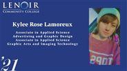 Kylee Lamoreux - Rose