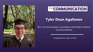 Tyler Dean Agafonov