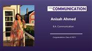 Anisah Ahmed