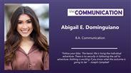Abigail E. Dominguiano
