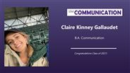 Claire Kinney Gallaudet