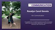 Rosalyn Carol Goveia