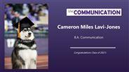 Cameron Miles Lavi-Jones