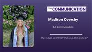 Madison Oversby