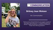 Britney Jean Watson