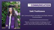 Saki Yoshizawa