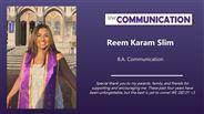 Reem Slim - Reem Karam Slim