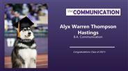 Alyx Hastings - Alyx Warren Thompson Hastings