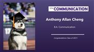 Anthony Cheng - Anthony Allan Cheng