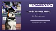 David Frantz - David Lawrence Frantz