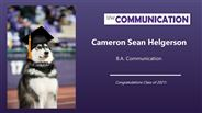 Cameron Helgerson - Cameron Sean Helgerson