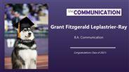 Grant Leplastrier-Ray - Grant Fitzgerald Leplastrier-Ray
