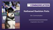 Nathanael Potts - Nathanael Rawlston Potts