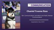 Chantel Ross - Chantel Yvonne Ross
