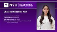Chalsey Ahn