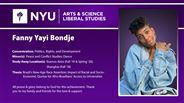 Fanny Yayi Bondje - Fanny Yayi Bondje