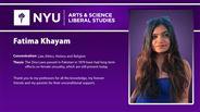 Fatima Khayam