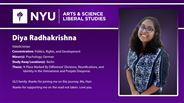 Diya Radhakrishna
