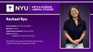 Rachael Ryu